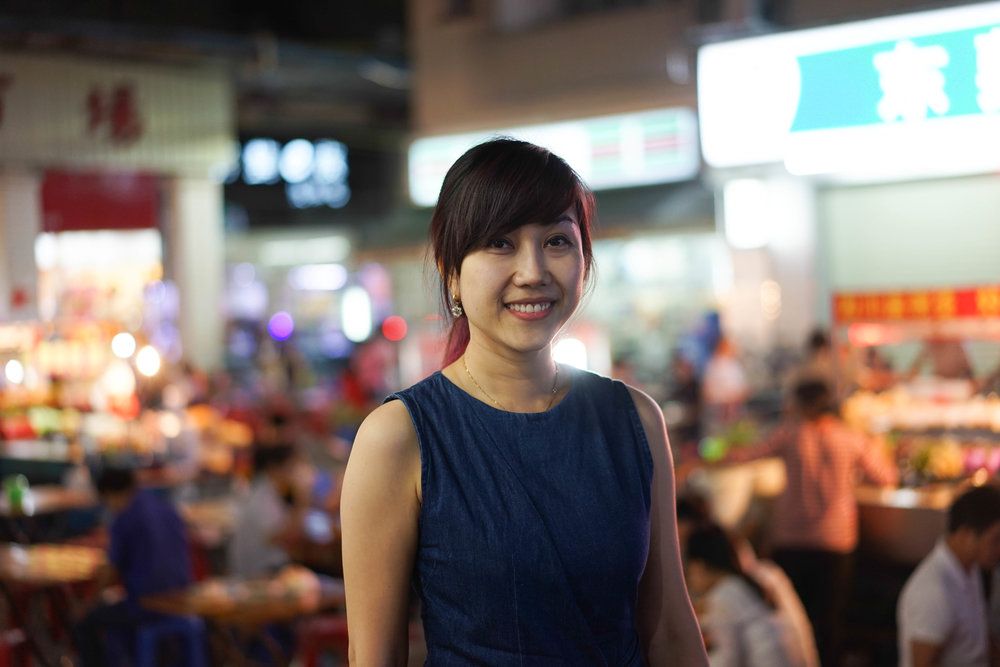 Ruby Dong - Account Manager, based in Ho Chi Minh City, Vietnam