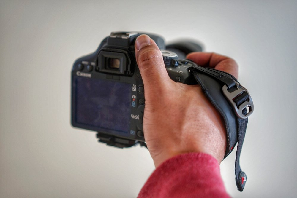 Camera Handstrap - Clutch by Peak Design