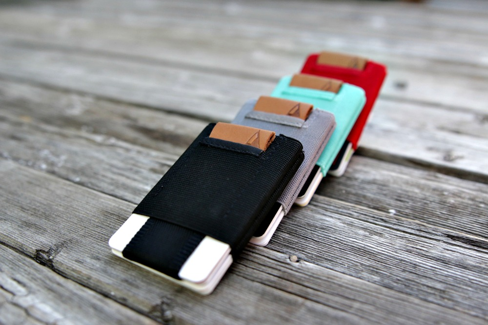 Minimalist Wallet - Basics Wallet by Nomatic
