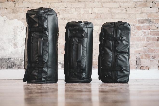 Duffel Bags - Hexad Carryall Duffel 40L + 60L & Hexad Access Duffel by WANDRD