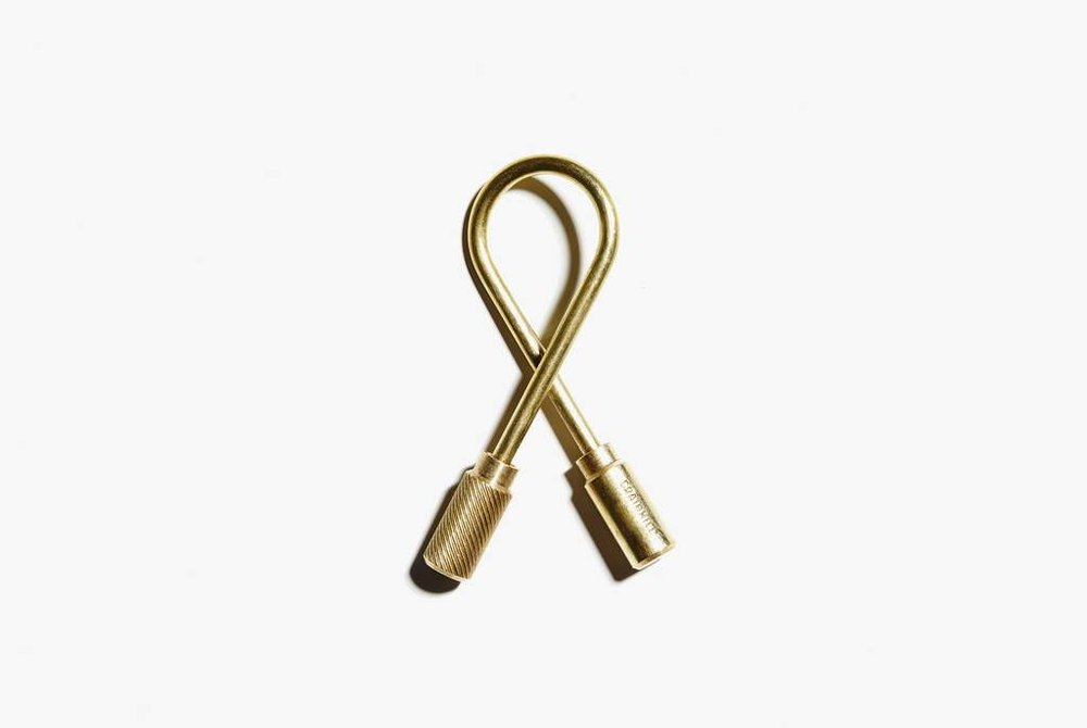 Helix Keyring  - Helix Keyring by Craighill