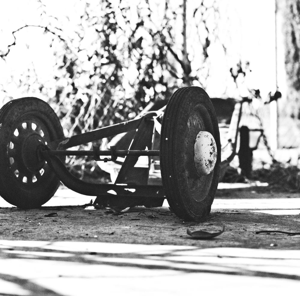 120mm Rolliflex Expired Film