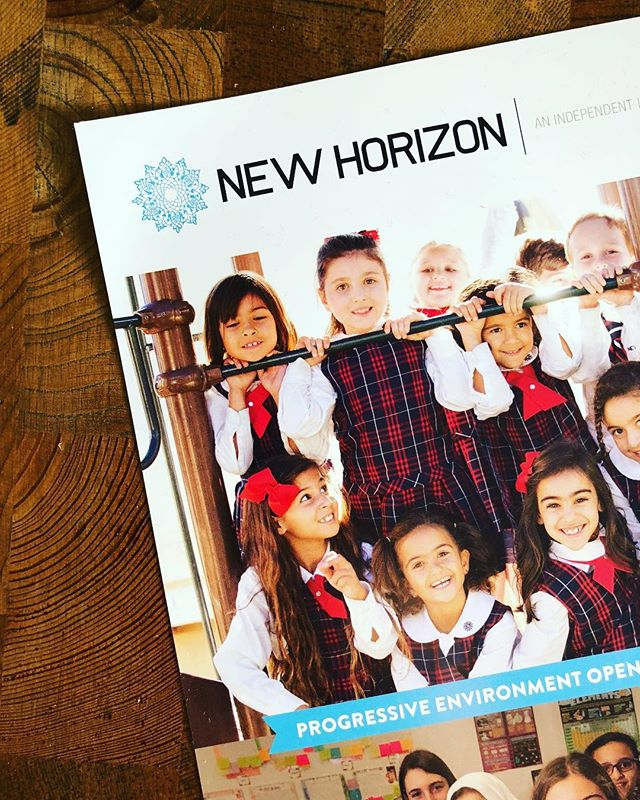 It's amazing to see my branding work for @nh_irvine showing up in my mailbox. I'm truly honored and so happy that they've kept the integrity of my branding work at its highest level just as it was created years ago. new horizon is an amazing organization and I'm so proud to have had an impact!