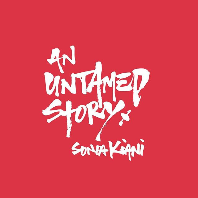 An Untamed Story for @soniakianiofficial by @sabet