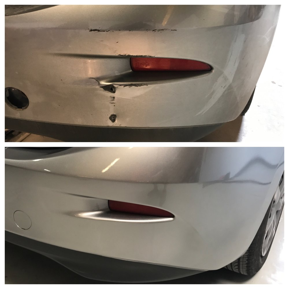 Bumper Repair/Refinishing/Replacement