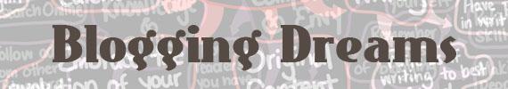Blogging Dreams H1