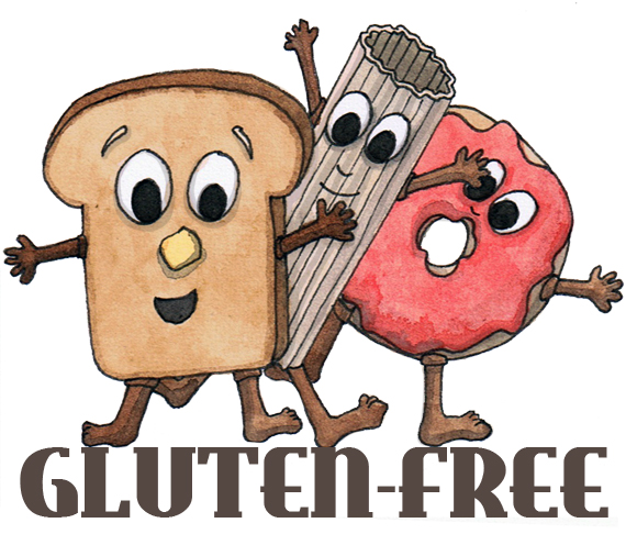 Gluten Free - Coming to Grips with Celiac Disease