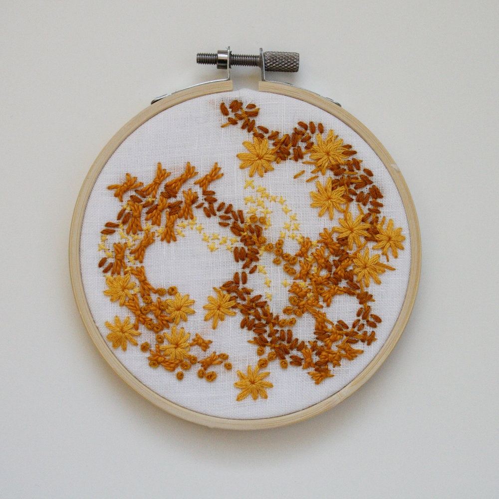 Embroidery 3 - Yellow Abstract - 4 Inch.jpg