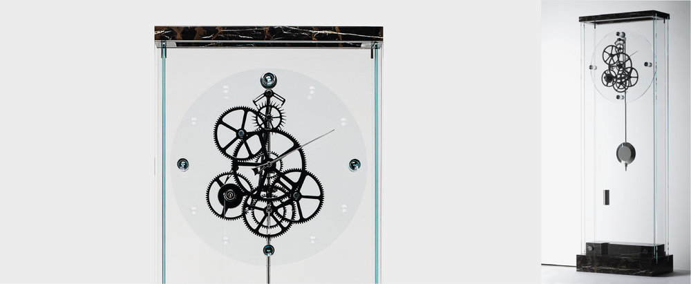 Adagio floor clock