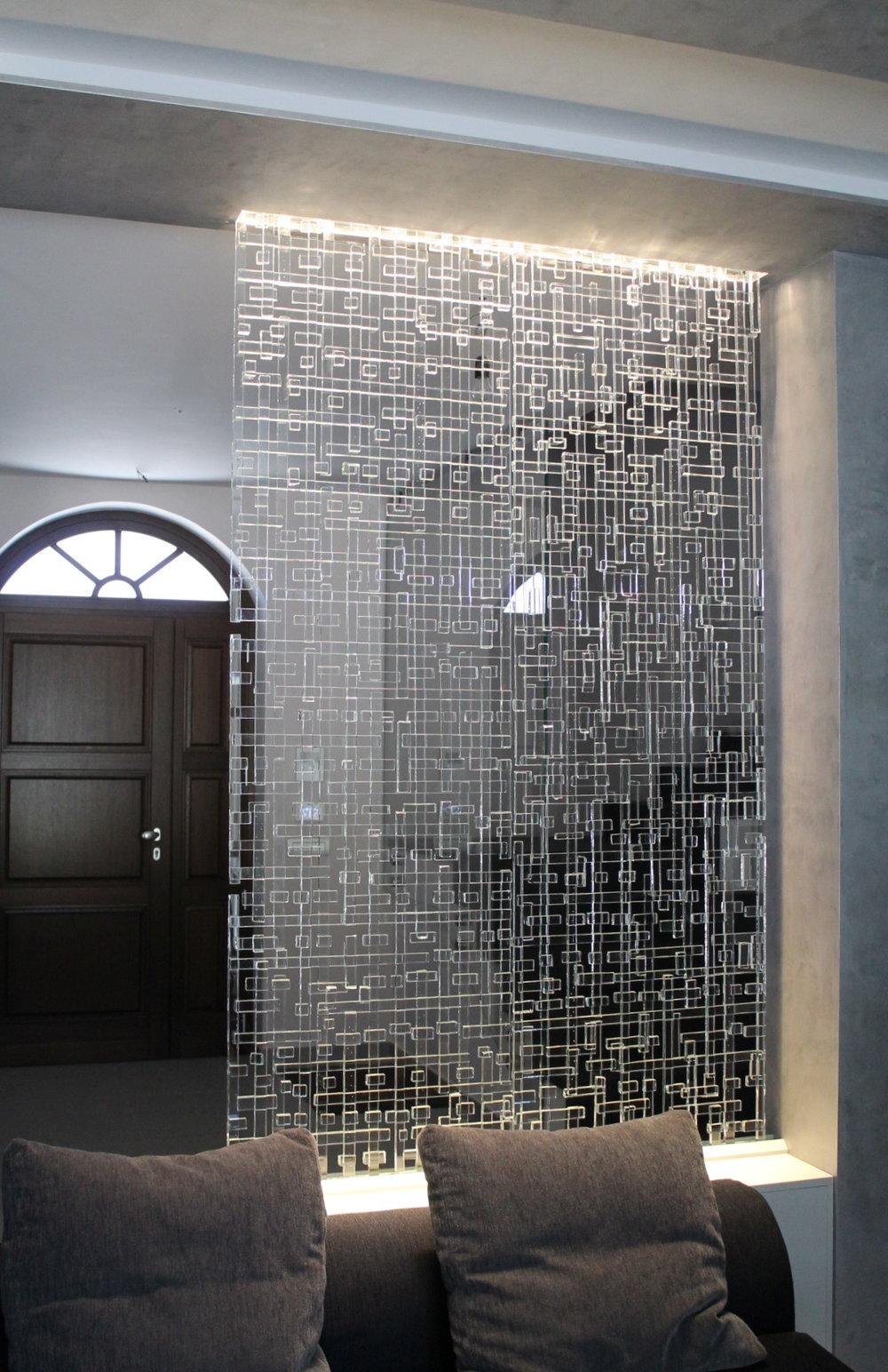 Dividing Wall-Le Meduse