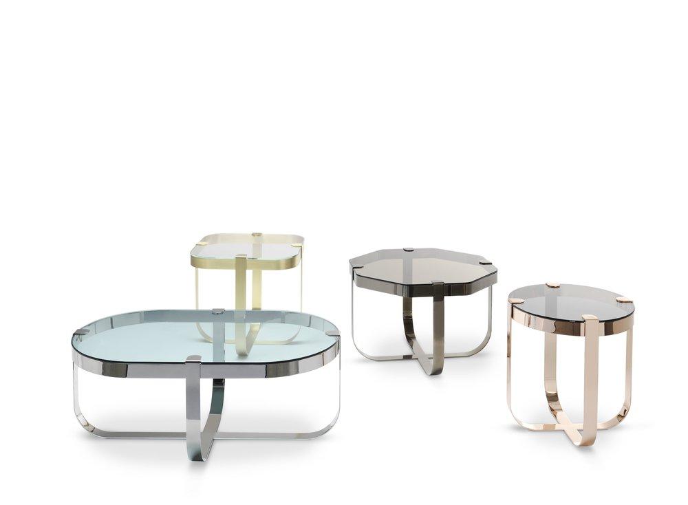 Ring Low Tables - Saba Italia