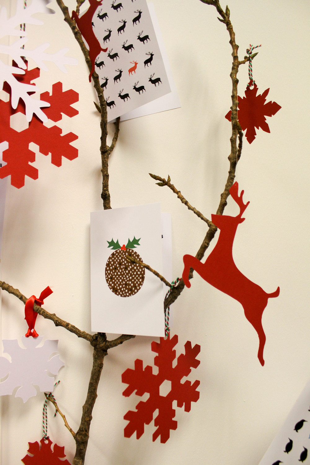Handmade high quality stock card decorations produced by Artlink staff, artists and volunteers on our Cricut with card donated generously by D & G Smith in Hull.