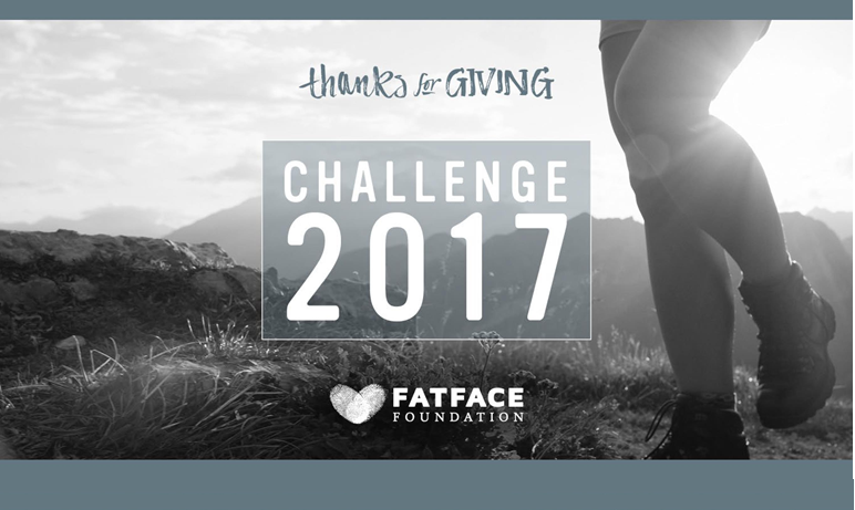 - Hannah Dickson walked 30 miles along the Jurassic Coast for the FatFace Foundation. The Stirling branch adopted Artlink Central as their charity of the year.