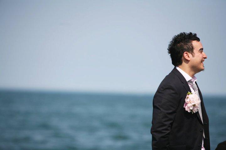 BARANGAS ON THE BEACH, HAMILTON, WEDDING, FLOWERS