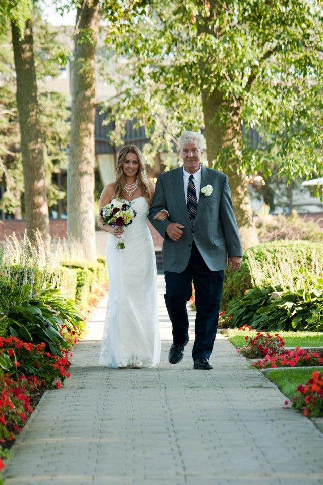 WEDDING FLWOERS, LIUNA GARDENS, HAMILTON