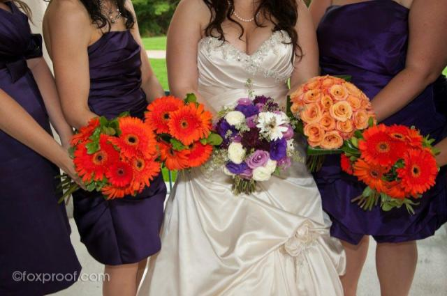 BURLINGTON WEDDING, GERALDOS AT LASALLE PARK