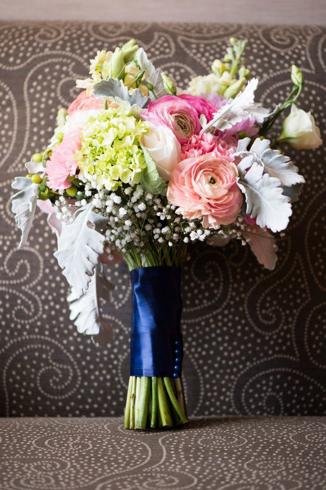 KNOLLWOOD GOLF COURSE WEDDING FLOWERS