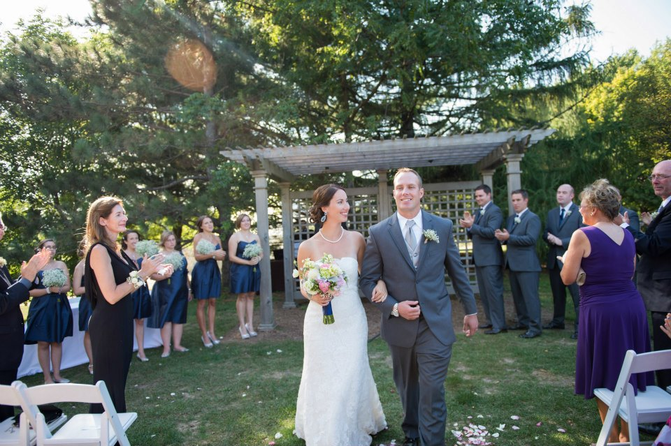 KNOLLWOOD GOLF CLUB WEDDING