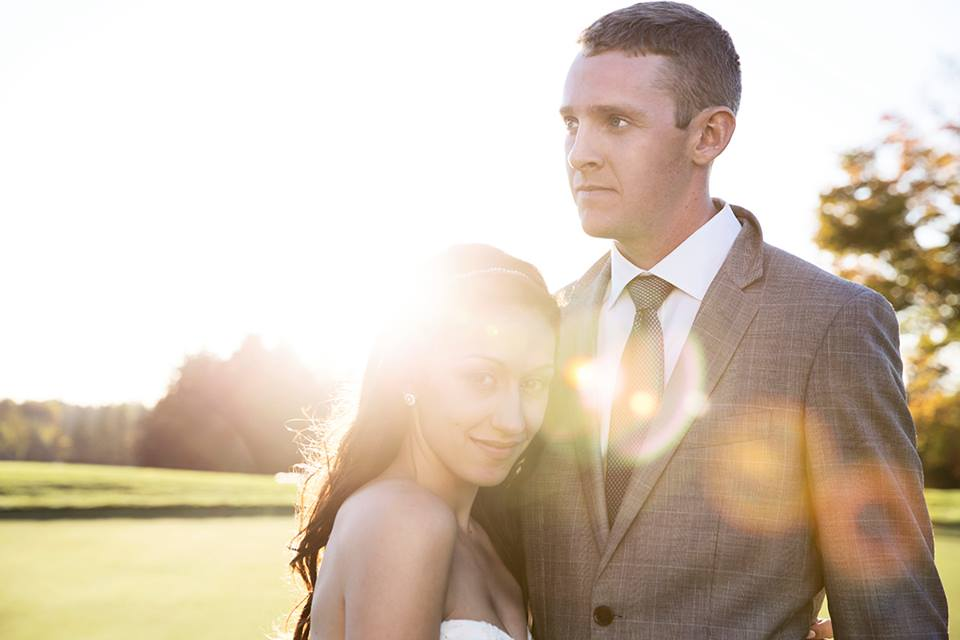 beverly golf & country club wedding flowers