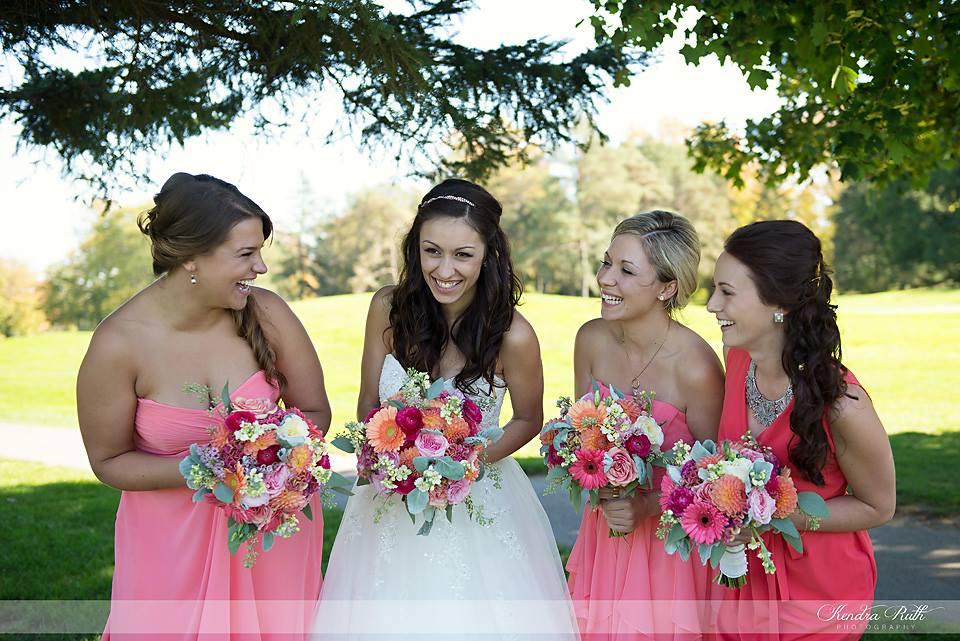 beverly golf & country club wedding florist