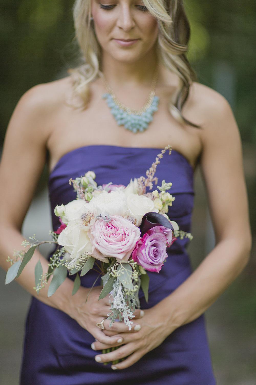 kristen - and  brian wedding