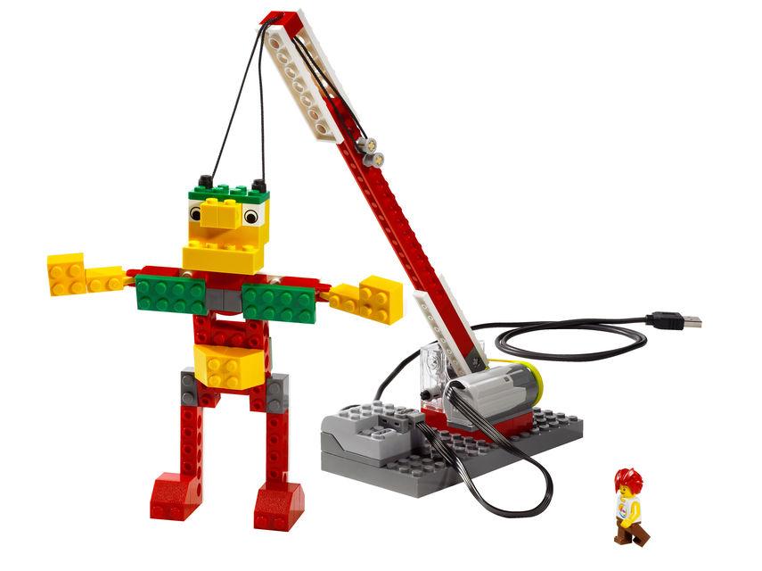 Example LEGO robot