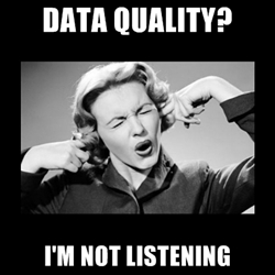 Are people listening to your data quality tales of woe? Try these 5 tips from Richard White