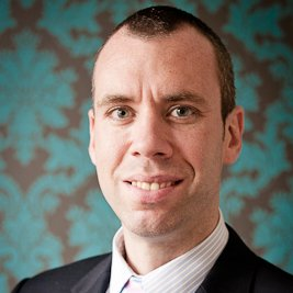 Garry Ure, Data Quality Practitioner, Scotland UK