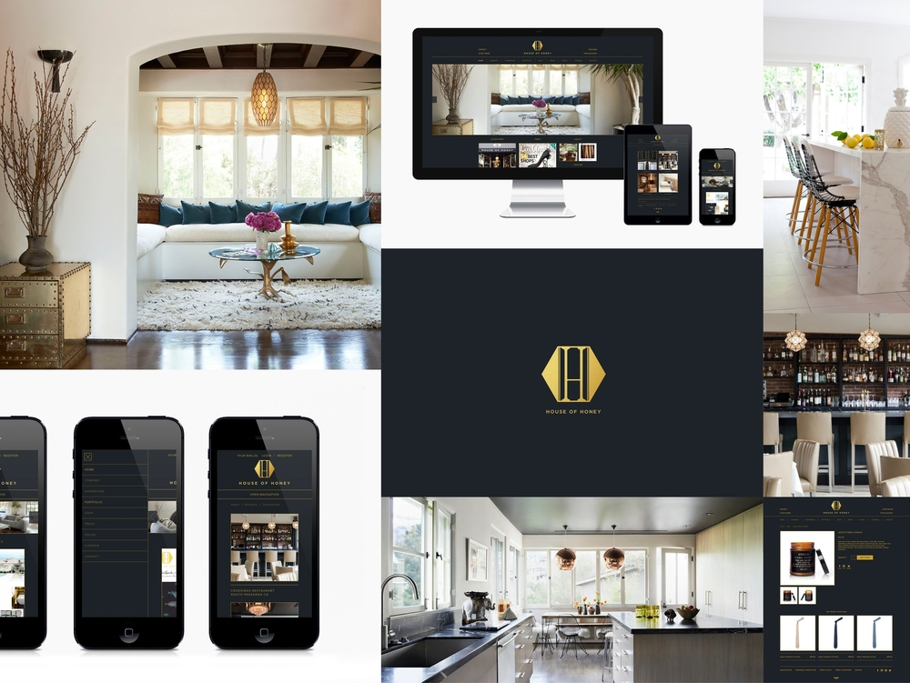 Interior design e commerce for Interior design agency
