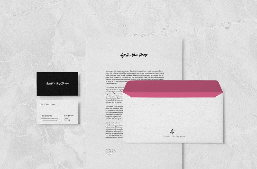 Aylott & Van Tromp Stationery Overview.jpg