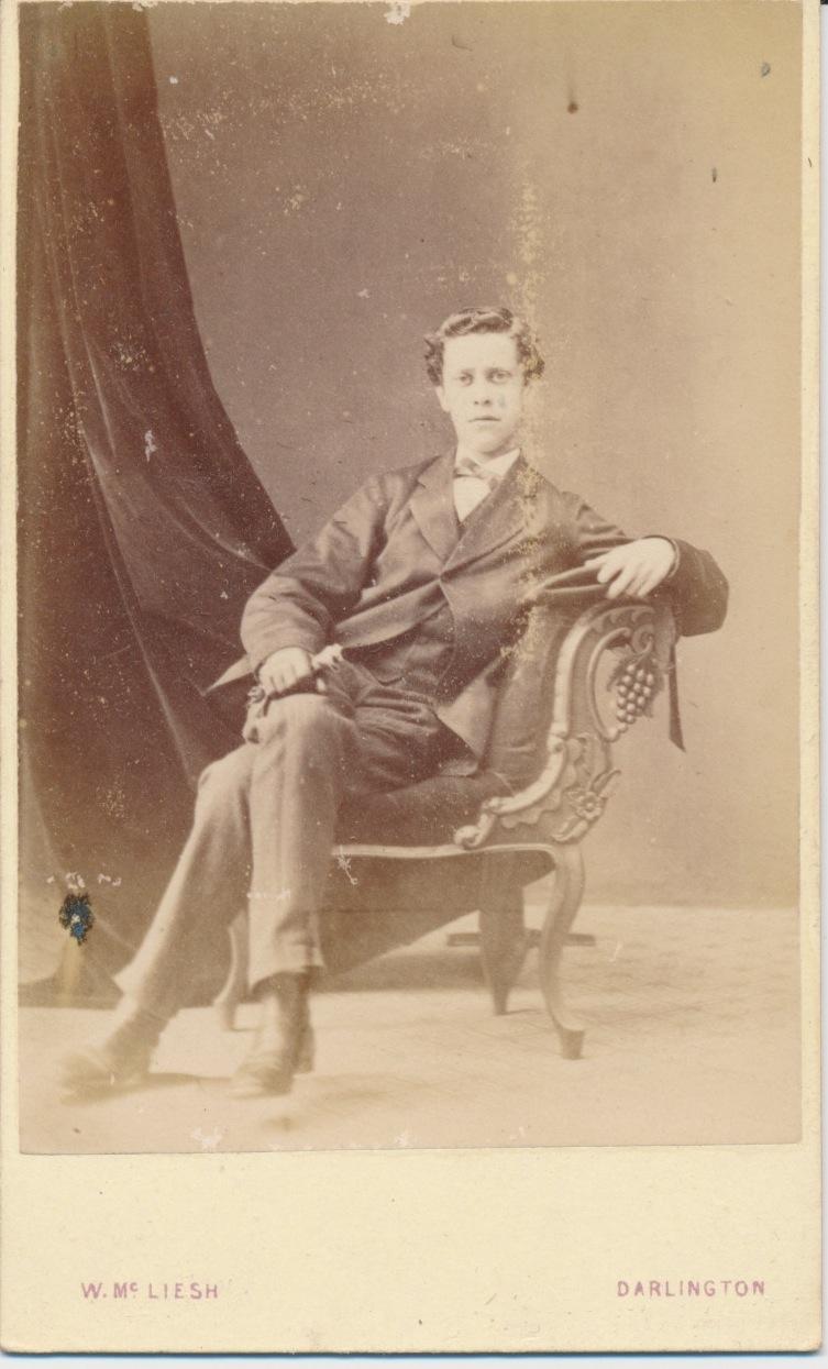 Lewis Henry Munro (?)