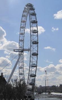 London Eye. ©2015 seanwalmsley