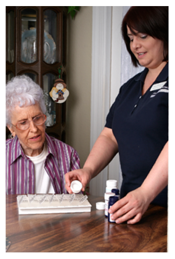 Home Health Medication Management - St Joseph, MO