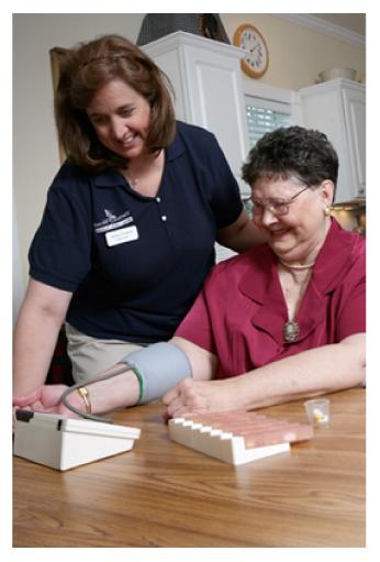 Medicare Skilled Nursing Services - St. Joseph, MO