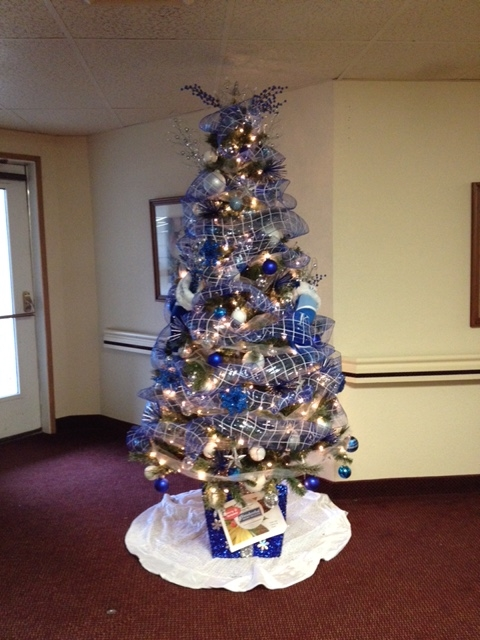 the freudenthal home health go royals christmas tree freudenthal home health st joseph mo - Royals Christmas Ornament