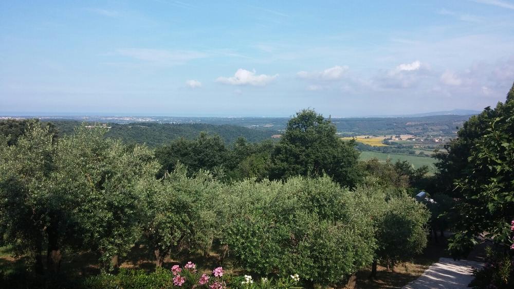 Groeten uit Toscane!