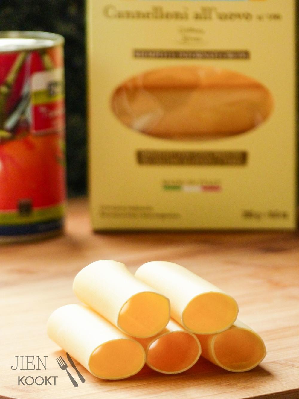 Cannelloni met spinazie en ricotta | Jienkookt.nl