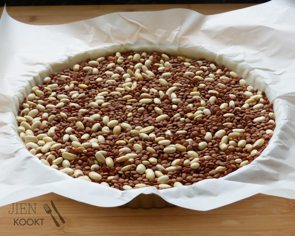 Venkel-courgette quiche met feta | Jienkookt.nl