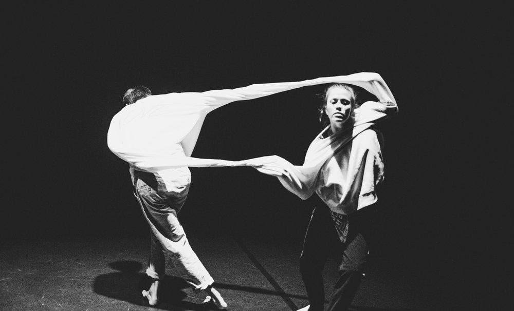 Random Pockets of Commotion  commande d'oeuvre pour Dansenshus Oslo - Photo: Tale Hendnes