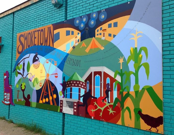 Smoketown Women's Mural Project