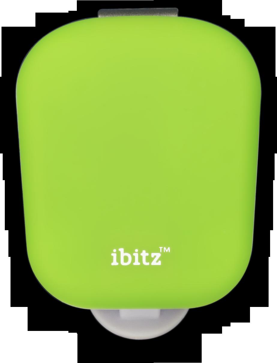 green iBitz