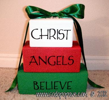 Christ Angels Believe.JPG