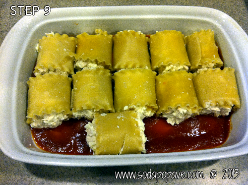 Chicken Cheese Lasagna Roll Up Recipe (19).JPG