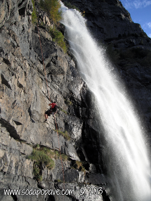 Repelling Bridal Veil Falls Sept 2011 (38).JPG