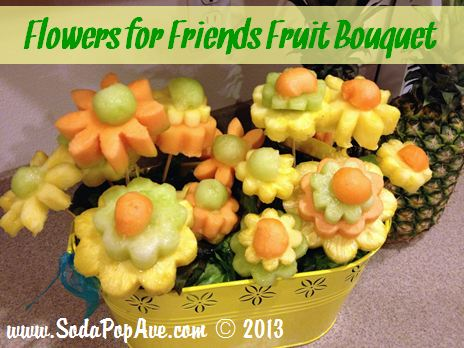 Flowers for Friends Fruit Bouquet.JPG