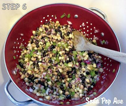 Veggie Bean Salsa Recipe (11).JPG