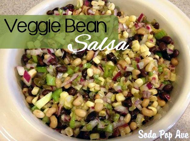 Veggie Bean Salsa Banner.JPG