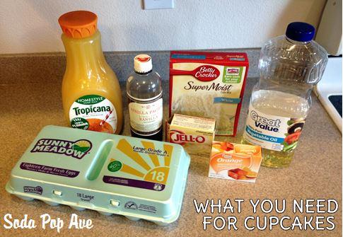Orange Creamsicle Cupcakes Recipe (5).JPG