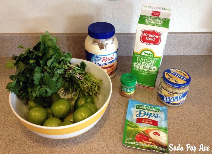 Fiesta Ranch Tomatillo Salsa Recipe (4).JPG