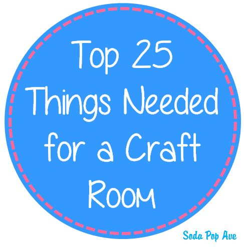 25 Things Needed for a Craft Room Banner.JPG
